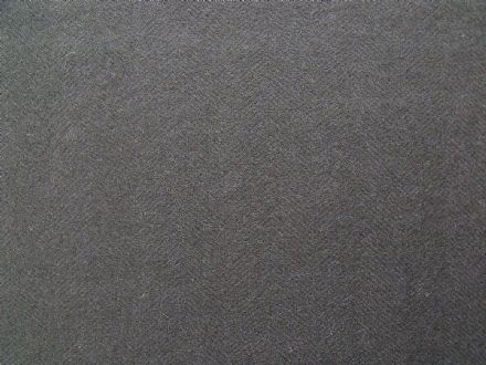Pure Wool with Cashmere Subdued Herringbone Weave Fabric  HFF248